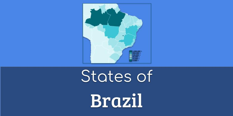 States of Brazil